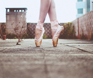 ballet, hair, and outfits image