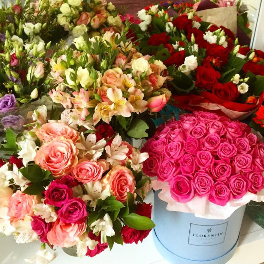 картинка несколько букетов роз в одном все возможности