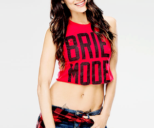 wwe, diva, and brie bella image