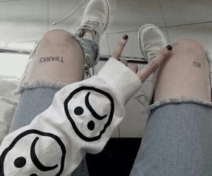 grunge, sad, and pale image