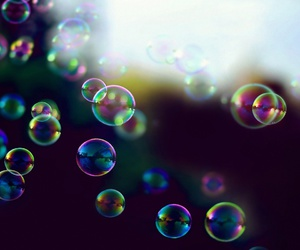 bubbles and colors image