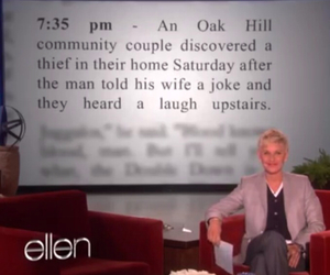ellen, funny, and moments image