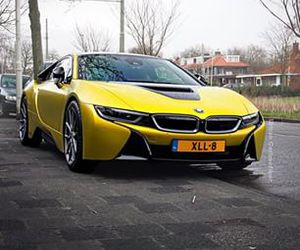 bmw, luxury cars, and expensive cars image