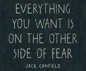 fear, quotes, and everything image