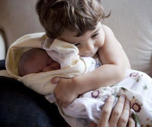 adorable, baby, and brothers image