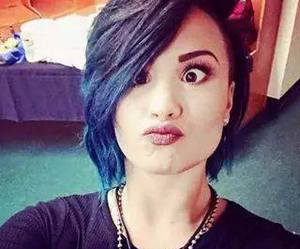 chicas, demi lovato, and girls image