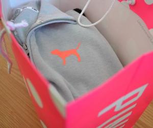 pink, fashion, and Victoria's Secret image