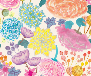 flowers, patterns, and nature image