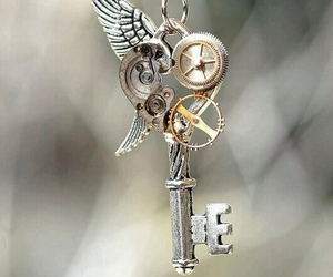 jewelry, gold, and key image