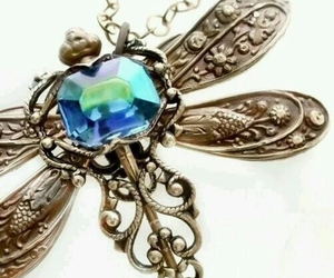 necklace and steampunk image