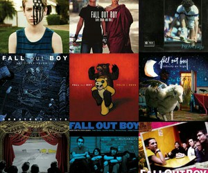 american beauty, american psycho, and fall out boy image