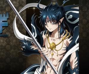 magi, anime, and manga image