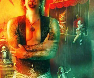 circus, rock, and hermoso image