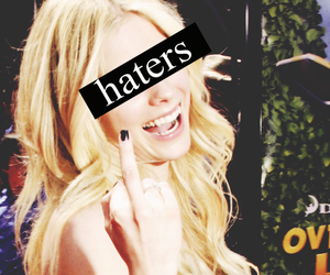 haters and Avril Lavigne image