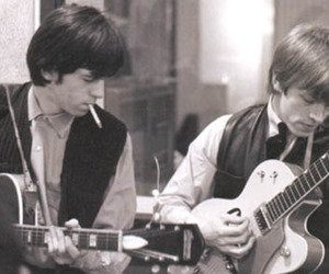 Brian Jones, Keith Richards, and music image