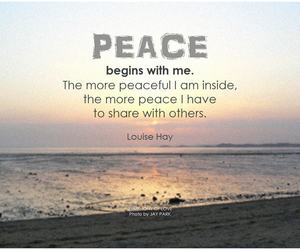 inspiring, life, and peace image