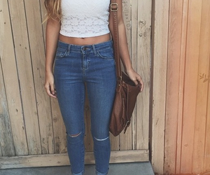 jeans and outfit image