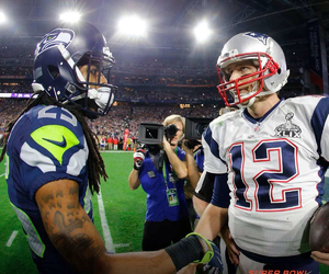 NFL, tom brady, and patriots image