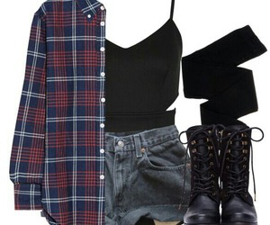 outfit and short image