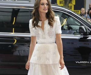 keira knightley and fashion image