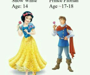 age, teenager, and disney image