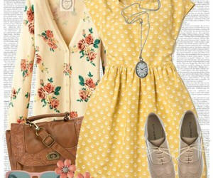 dress, cute, and pretty image