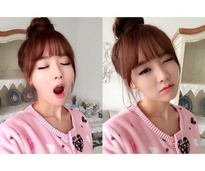adorable, sleepy, and ulzzang image