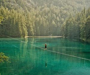 nature, water, and lake image