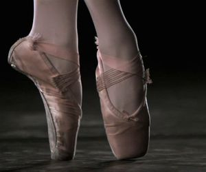 ballet slippers and dance image