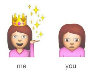 me, you, and Queen image