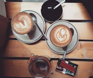 coffee and cigs image