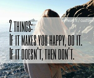 do it, happy, and quotes image