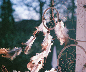 dreamcatcher, Dream, and vintage image