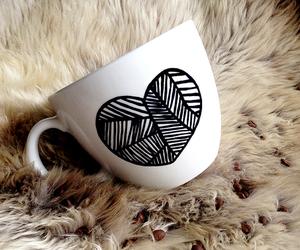 mug heart diy image