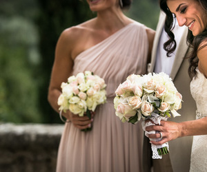 blush, bouquet, and italy image
