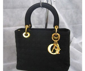 dior bags, leather handbags, and lady dior bag image