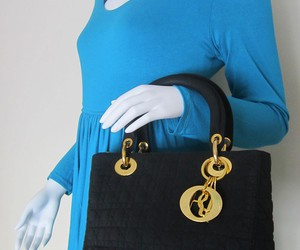 dior bags, lady dior bag, and christian dior bags image