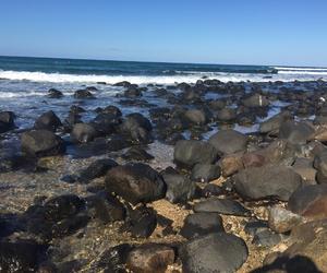 gold coast, australia, and ocean image