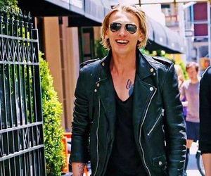 Jamie Campbell Bower and sexy image