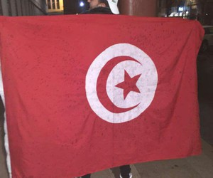 flagrant, árabe, and tunisie image