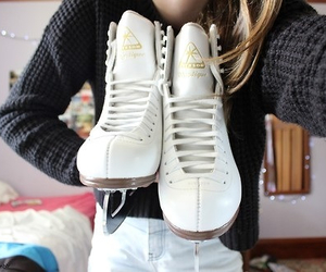 ice skate, quality, and tumblr image