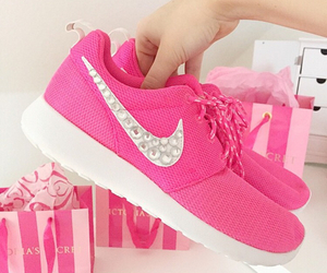 amazing, fashion, and pink shoes image