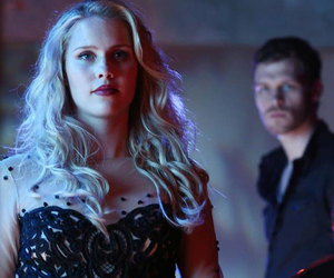 claire holt, joseph morgan, and The Originals image