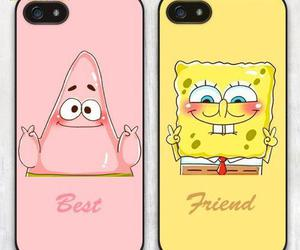 best friends, bff, and patrick image
