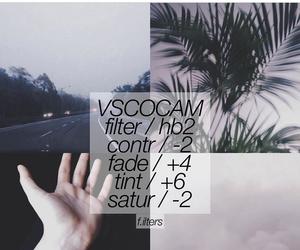 vsco, vscocam, and filter image
