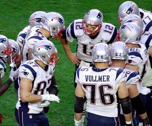 NFL, patriots, and super bowl image