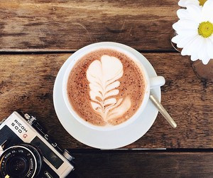 aroma, beautiful, and cafe image