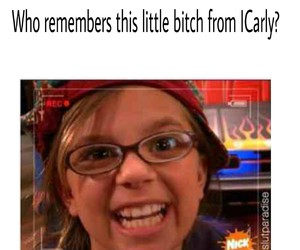 evil, tv, and icarly image