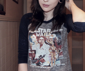 girl, daisyhillx, and star wars image