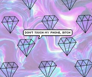 background, diamond, and wallpaper image